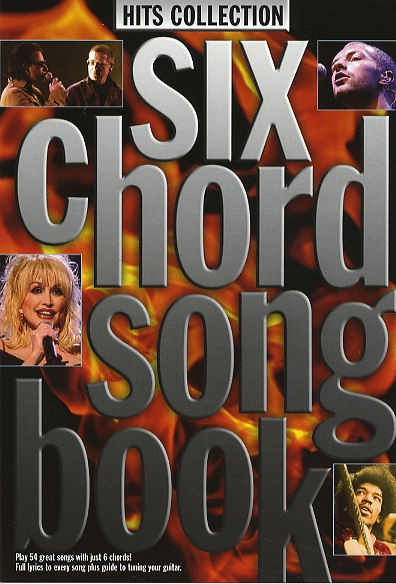 6 Chord Songbook - Hits Collection - Lyrics And Chords
