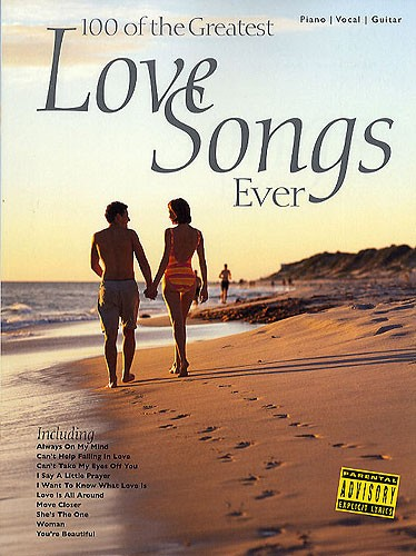 100 Of The Greatest Love Songs Ever - Pvg
