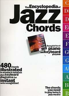 Long Jack - Encyclopedia Of Jazz Chords - Keyboard