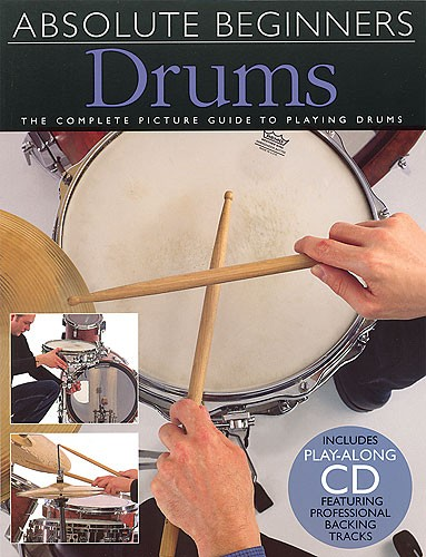 David Zubraski - Drums - Absolute Beginners-music Book With Cd - Drums