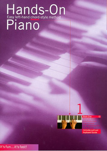 BAKER KENNETH - HANDS-ON PIANO - PVG