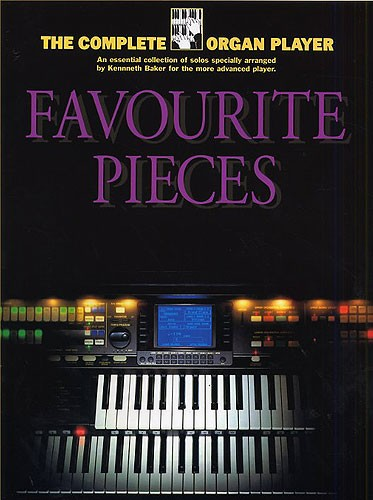 K/ Baker - Favourite Pieces - Organ