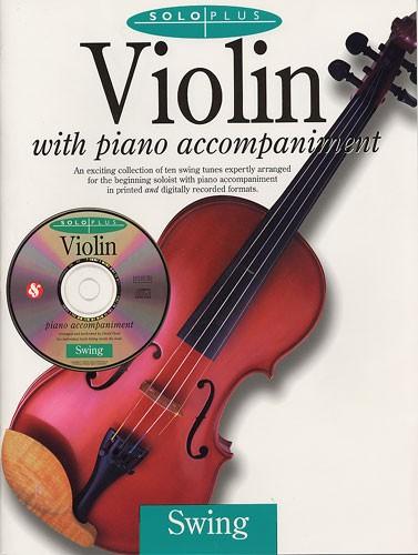 Solo Plus - Swing Violin + Cd