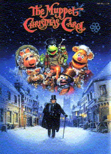 THE MUPPET CHRISTMAS CAROL - PVG