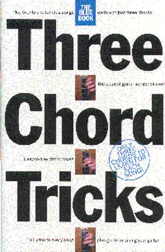 3 CHORD TRICKS - BLUE - LYRICS AND CHORDS