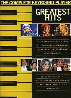 Complete Keyboard Player Greatest Hit - Keyboard