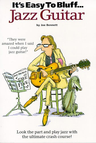 It's Easy To Bluff Jazz Guitar - Guitar Tab