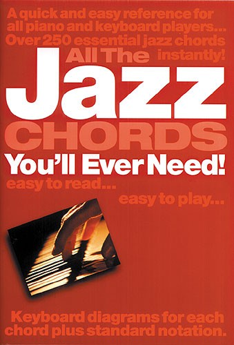 Long Jack - All The Jazz Chords You'll Ever Need! - Piano Solo
