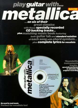 Play Guitar With... Metallica Vol.2 + Cd