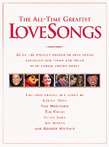 All Time Greatest Love Songs - Pvg