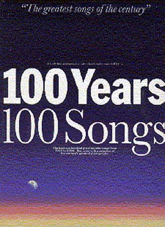 100 Years 100 Songs 1900/2000 - Pvg