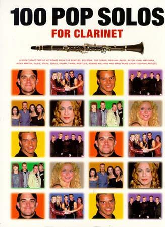 100 Pop Solos - Clarinet