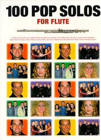 100 Pop Solos - Flute