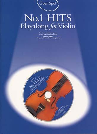 Guest Spot - N°1 Hits + Cd - Violon
