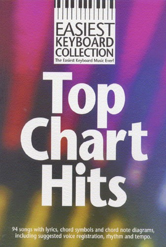 Easiest Keyboard Collection - Top Chart Hits - Keyboard