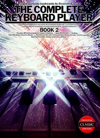 Complete Keyboard Player Book.2