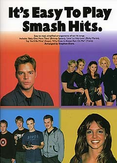 ITS EASY TO PLAY SMASH HITS - PVG