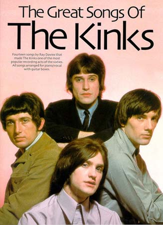 KINKS - GREAT SONGS - PVG