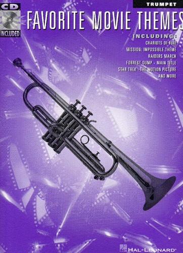 Favorite Movie Themes + Cd - Trumpet/tenor Sax