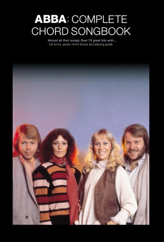 Omnibus Press - Abba - Complete Chord Songbook - Lyrics And Chords