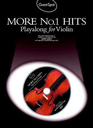 Guest Spot - More N°1 Hits + Cd - Violon