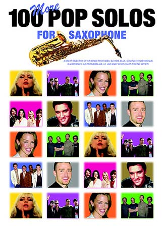 100 MORE POP SOLOS - SAXOPHONE