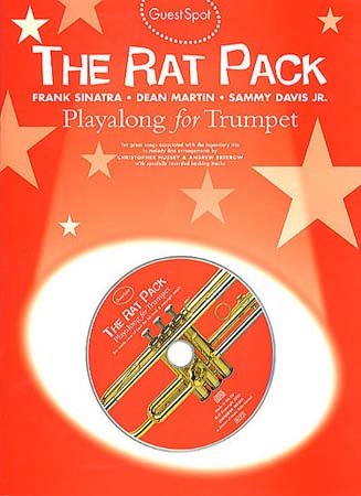GUEST SPOT - RAT PACK + CD - TROMPETTE