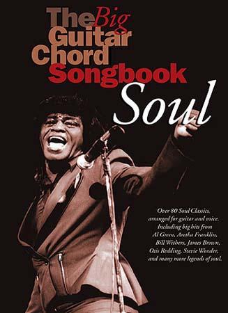 Big Guitar Chord Songbook Soul