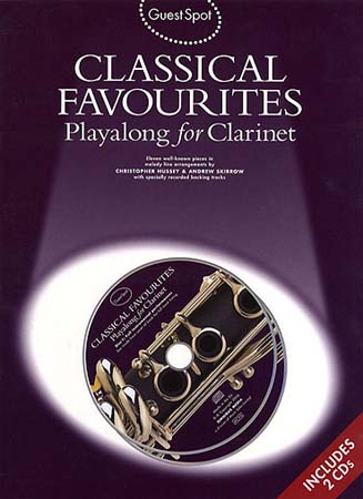 Guest Spot - Classical Favourites + 2cd - Clarinette