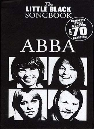 ABBA LITTLE BLACK SONGBOOK