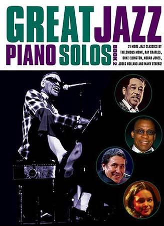 Great Jazz Piano Solos Book.2