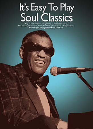 It's Easy To Play Soul Classics - Piano/chant