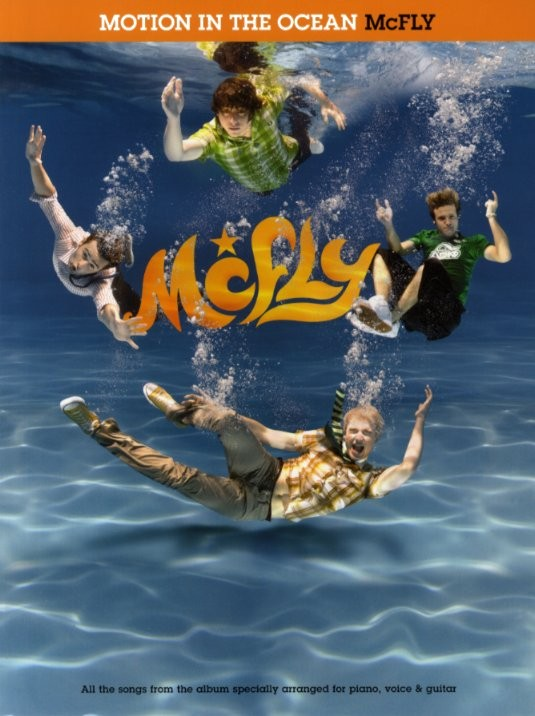 MCFLY MOTION IN THE OCEAN - PVG