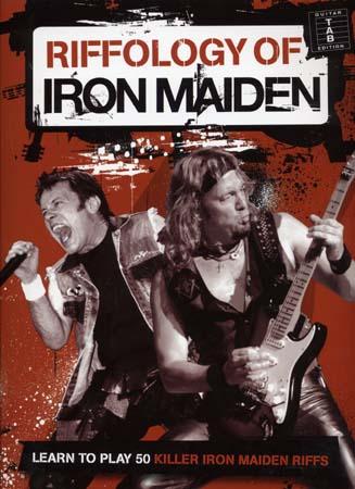 Iron Maiden - Riffology - Guitare Tab