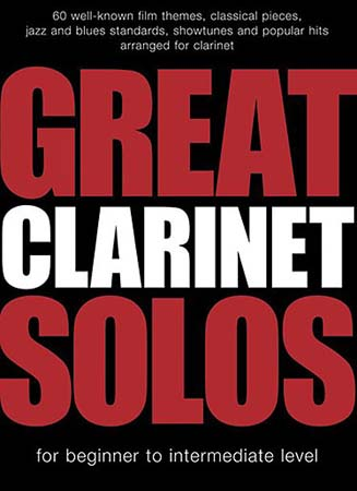 Great Clarinet Solos - 60 Titles