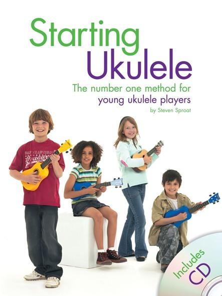 Sproat Steven - Starting Ukulele - Ukulele