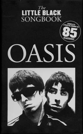 OASIS - LITTLE BLACK SONGBOOK
