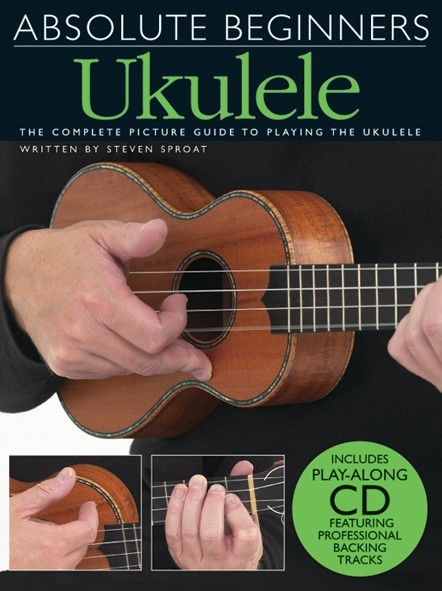 Absolute Beginners Ukulele + Cd - Ukulele