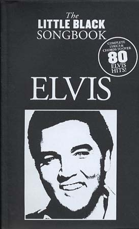 Presley Elvis - Little Black Songbook