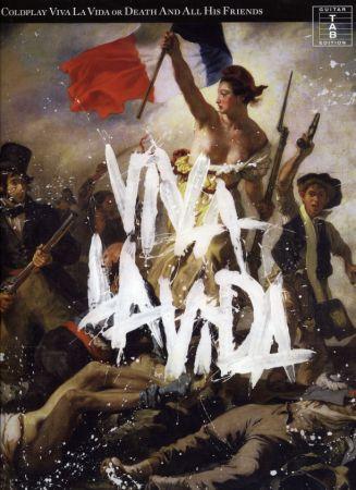 Coldplay - Viva La Vida - Guitar Tab