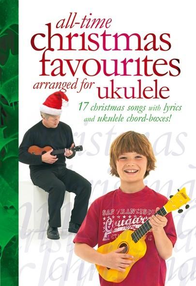 Harrison David - All-time Christmas Favourites For Ukulele - Ukulele