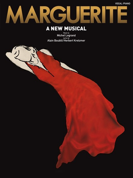 Michel Legrand Marguerite A New Musical - Voice