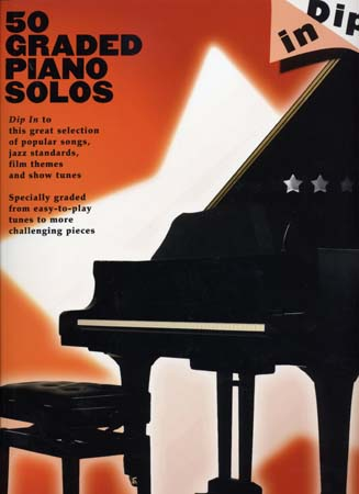 Dip In 50 Graded Piano Solos