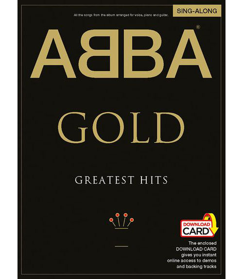 Abba - Gold Greatest Hits Sing Along + 2 Cd - Pvg
