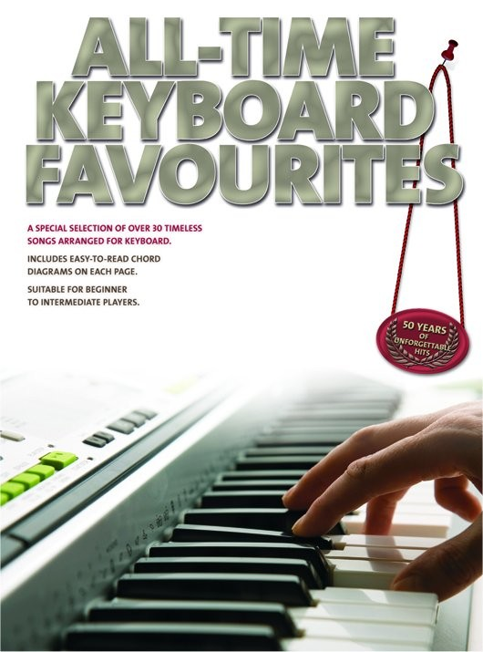 ALL TIME KEYBOARD FAVOURITES - KEYBOARD