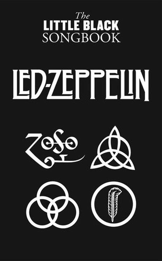 LED ZEPPELIN - LITTLE BLACK SONGBOOK