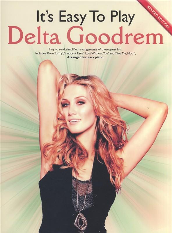 Buy Delta Goodrem Sheet Music Tablature Books Scores