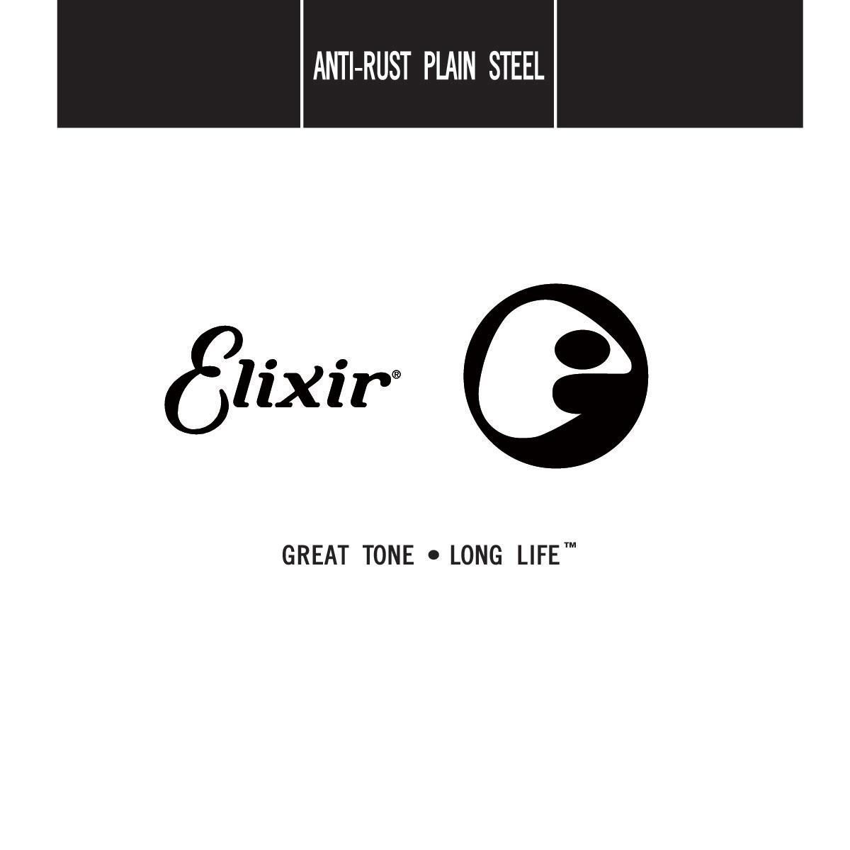 Elixir 13009  Anti Rust- Corde à L\'unité.009