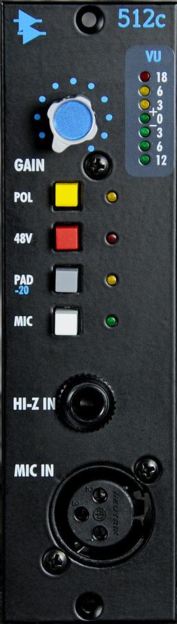 Image 512c - Preampli Micro