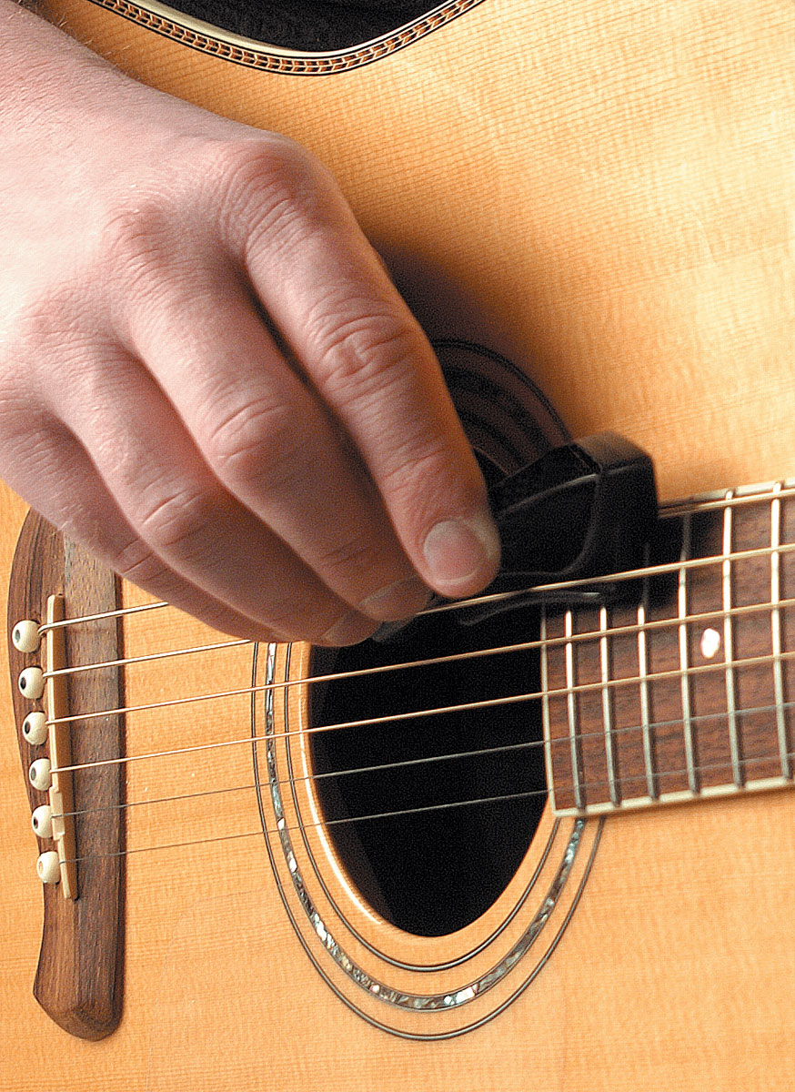ERGONOMIC BASS GUITAR PEG WINDER